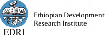 Ethiopian Development Research Institute logo