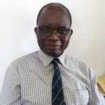Photo of Prof Lungu, member of the EAG and Chair of Zambian CAG